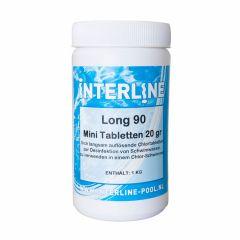 Chlortabletten 1kg Organisch - 20gr Tabletten