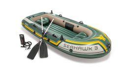 Schlauchboot-Intex---Seahawk-3-Set