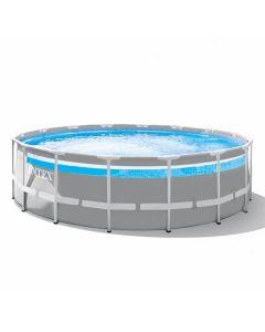 Intex Prism Frame Premium Ø 488 Clearview Pool