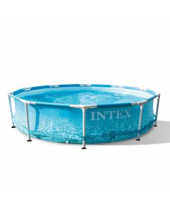 Intex Metal Frame Ø 305 Beachside Pool