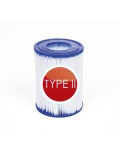 Bestway Flowclear Filterpatrone Typ II - 2 Stück