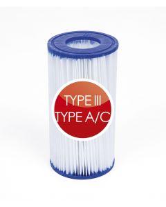 Bestway Flowclear Filterpatrone Typ III