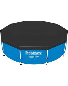 Bestway Pool Abdeckplane - Ø 305 cm