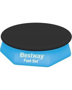 Bestway Pool Abdeckplane - Ø 244 cm