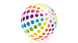 Intex Jumbo Ball XL – 107 cm