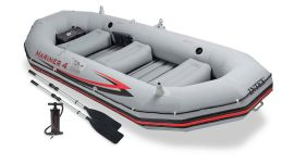 INTEX™-Aufblasboot-INTEX™---Mariner-4-Set