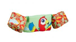 Sevylor Puddle Jumper – Schwimmweste Roter Papagei