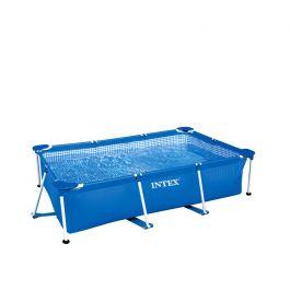 intex metal frame pool 300x200 cm. Black Bedroom Furniture Sets. Home Design Ideas