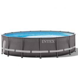 intex ultra frame pool 488x122 cm. Black Bedroom Furniture Sets. Home Design Ideas