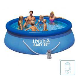 intex easy set pool 366x91 cm inkl filterpumpe. Black Bedroom Furniture Sets. Home Design Ideas