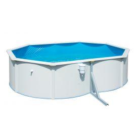 splasher pool oval 490 x 360 cm intex. Black Bedroom Furniture Sets. Home Design Ideas