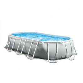 intex prism frame pool 503 x 274 cm top poolstore. Black Bedroom Furniture Sets. Home Design Ideas