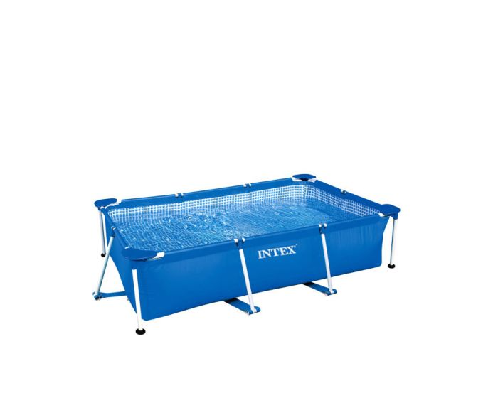 INTEX™ Metal Frame Pool 220 x 150 cm