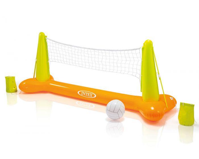 Intex: Aufblasbares Volleyball-Set