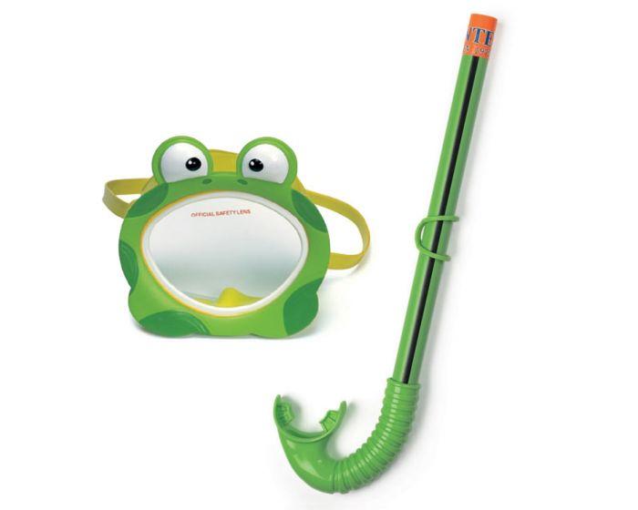 Intex Tauch set - Frosch