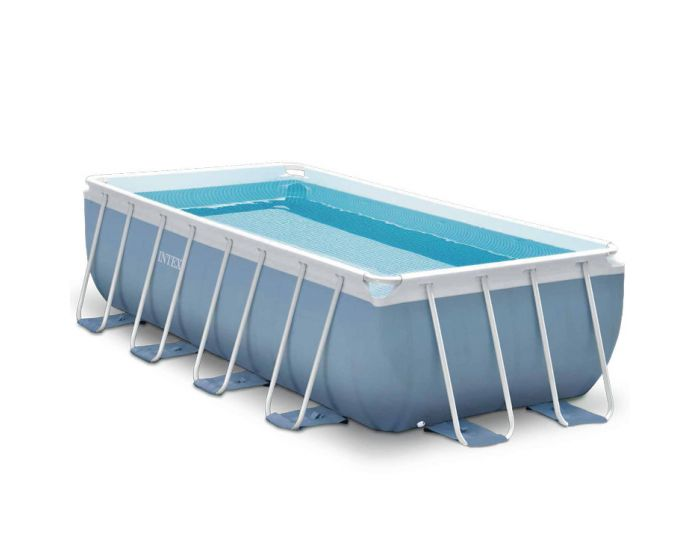 Intex Prism Frame Pool 400 x 200 x 100 cm (Set)