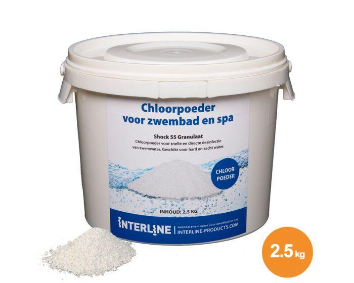Chlorshock - Interline Granulat (2,5 Kg)