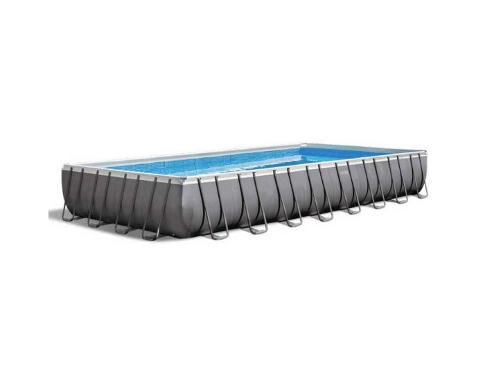 Intex Ultra Frame Pool 975 x 488 x 132 cm (Set Inkl. Sandfilteranlage)