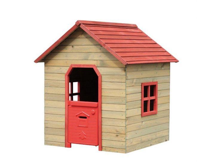 Spielhaus aus Holz Woody