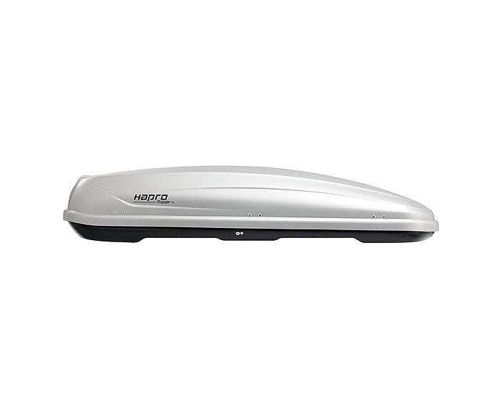 Dachbox Hapro Traxer 8.6 grau silber - 530 L Autobox Gepäckbox