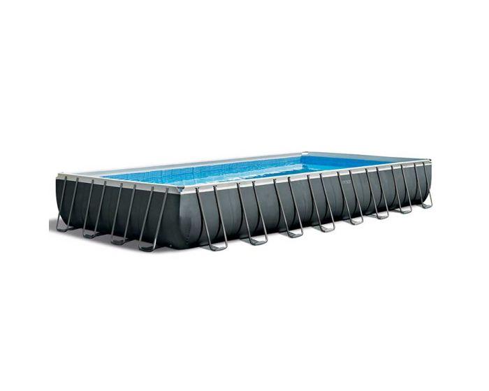 Intex Ultra XTR Frame Pool 975 x 488 x 132 cm (Set Inkl. Sandfilteranlage)