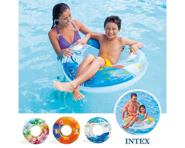 Intex Zwemband transparant (Ø 97 cm)