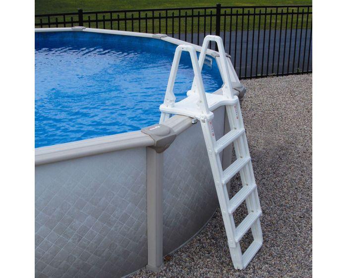 Kunststof A-Frame ladder