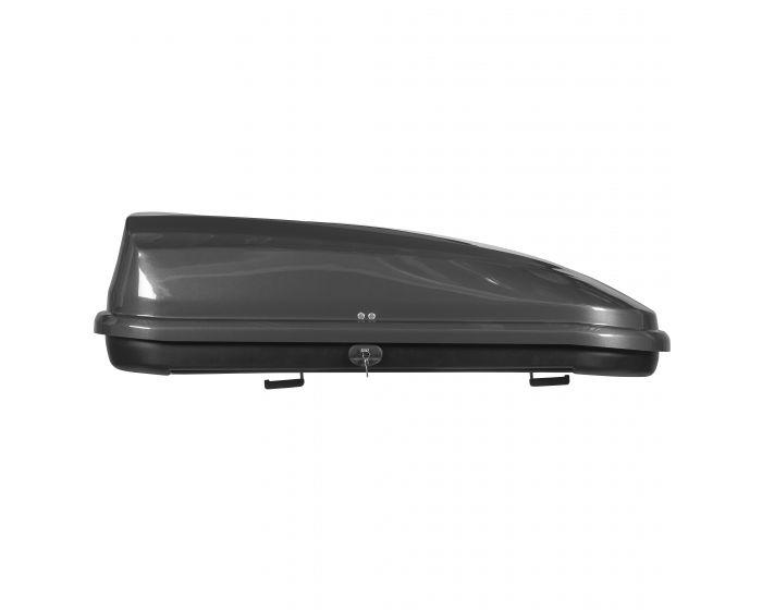 Dachbox: Junior Spazio - 420 liter.  dachbox ► dachkoffer ► skibox