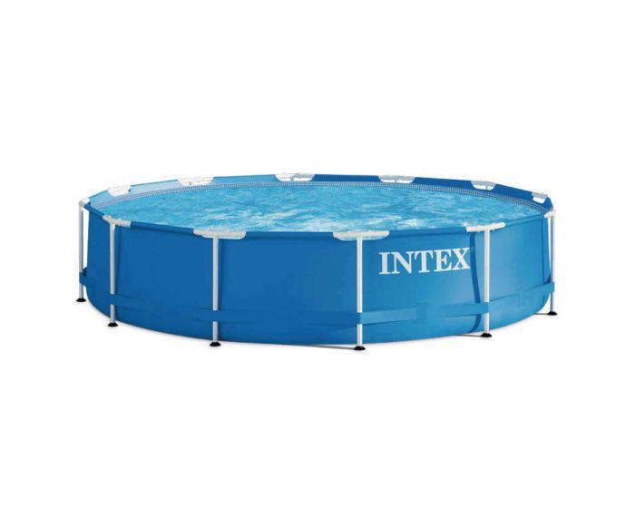 Intex Metal Frame Pool Ø 366x76 cm