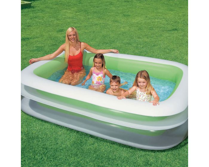 Intex Swim Center Family Pool - 262 x 175 cm