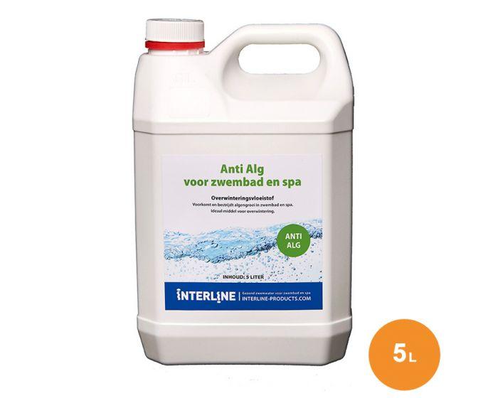 Zwembad overwinteringsvloeistof 5 liter