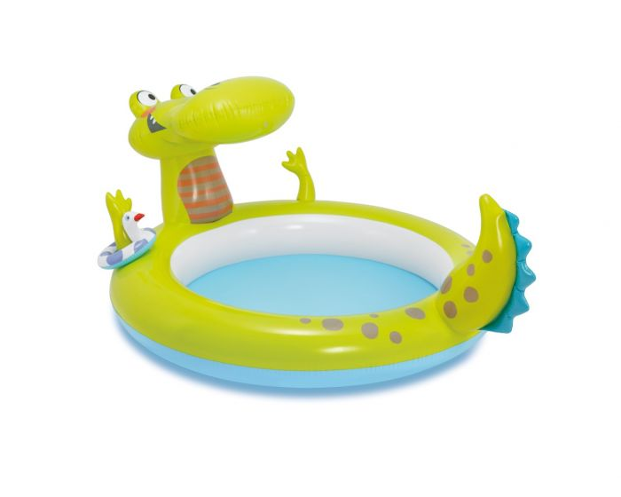 INTEX™ Kinderbad – Gator Spray Pool