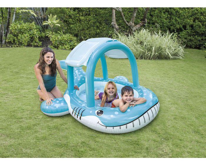 INTEX™ Whale Shade Pool Kinderschwimmbad | Intex Poolstore