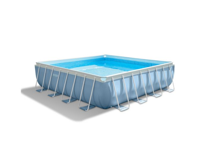 Intex Prism Frame Pool 488 x 488 x 122 cm (Set)