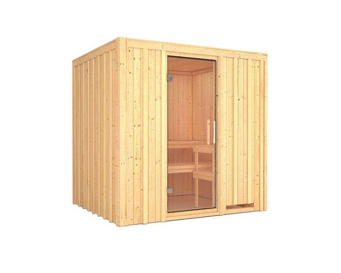 Interline Kuha Sauna Set 200x170x200