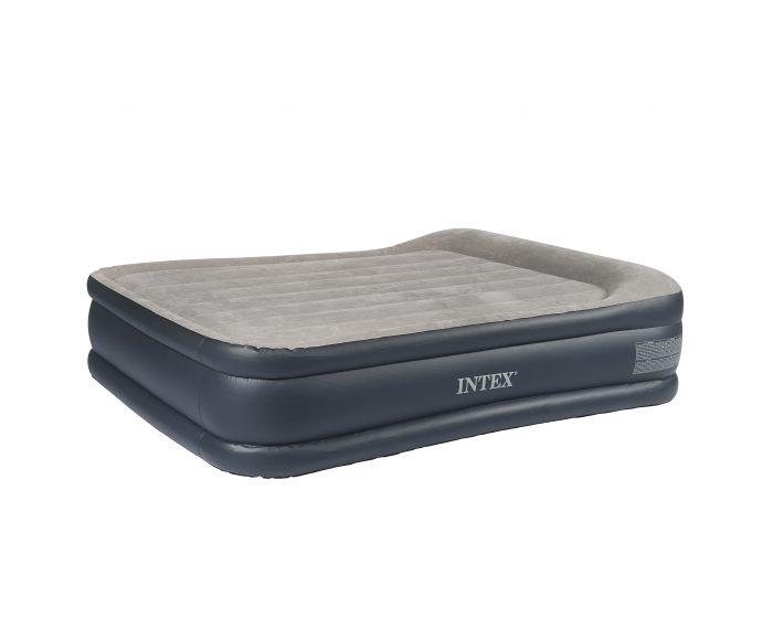 Intex Deluxe Pillow Rest Raised Bett Queen