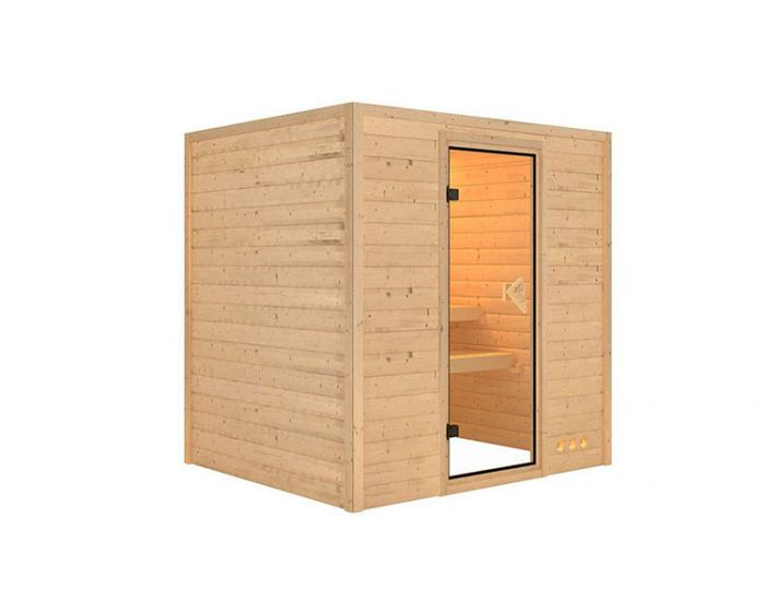 Interline Lieto Sauna 196x170x198