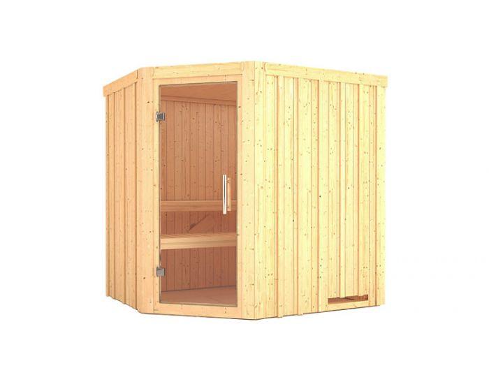 Interline Kouva Sauna Set 200x170x200