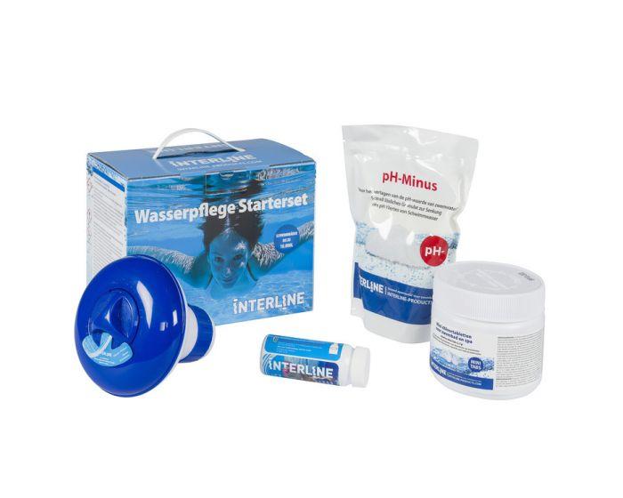Interline Starterset Mini Schwimmbadreinigung - bis 8.000 Liter