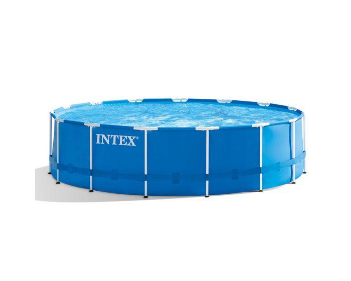Intex Metal Frame Pool Ø 457x122 (Set)