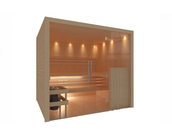 Interline Royal Sauna Set 227x196x204