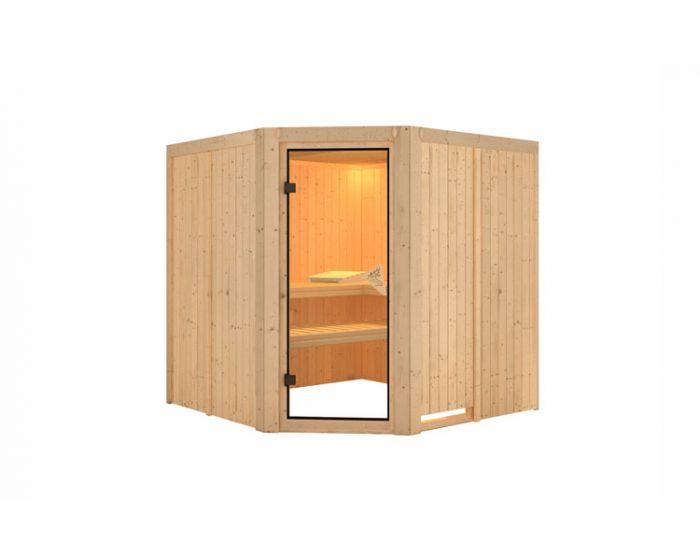 Interline Lautsia Sauna Set 196x196x198