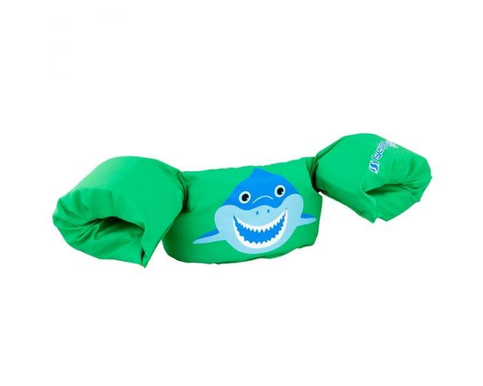 Sevylor Puddle Jumper – Schwimmweste Green Shark