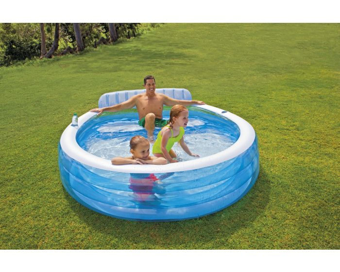 Intex Family Lounge Pool Sitzbank
