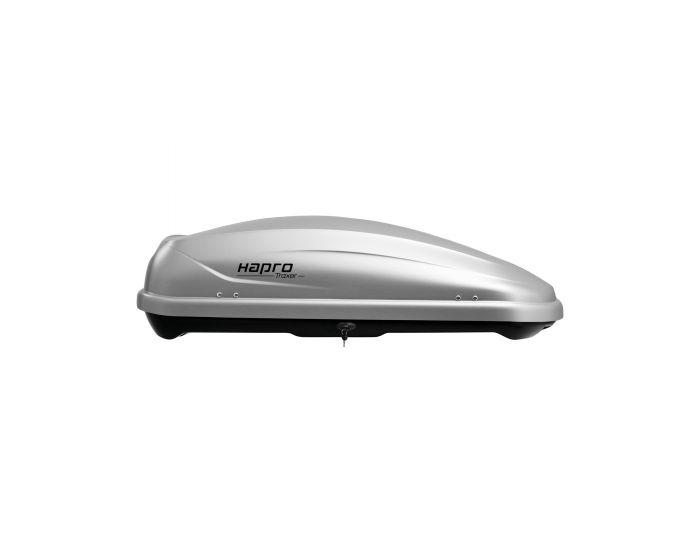 Dachbox Hapro Traxer 4.6 grau silber - 370 L Gepäckbox