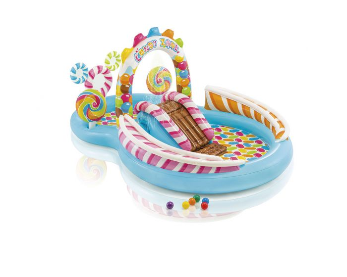 INTEX™ Candy Zone Playcenter Kinder Schwimmbad | Intex Poolstore