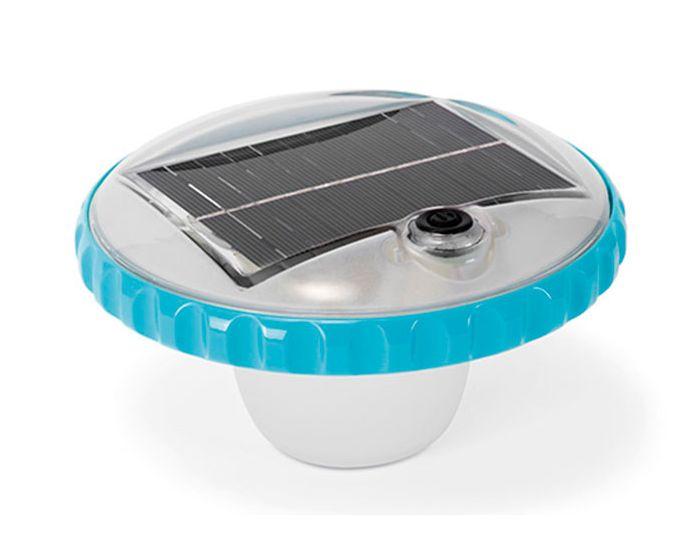 INTEX™ LED Schwimmbadbeleuchtung Solar