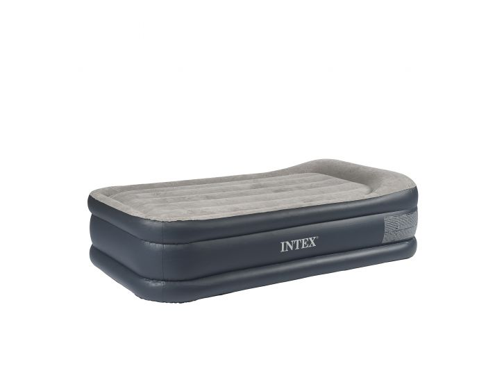 Intex Deluxe Pillow Rest Raised Twin