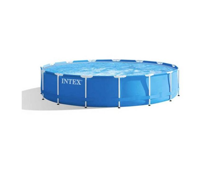 Intex Metal Frame Pool 457x84 (Set)