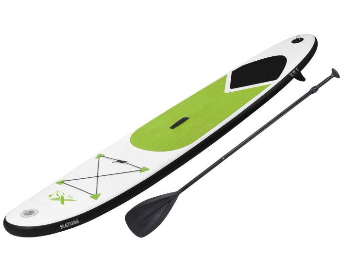 XQmax Aufblasbares Stand up Paddle Board mit Zubehör